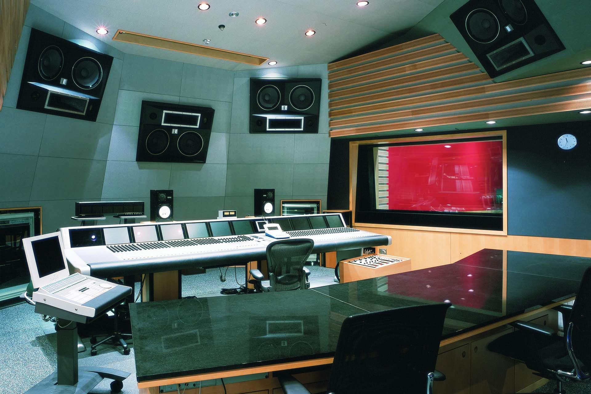 nonzeroarchitecture | Peter Grueneisen FAIA | Sony Music ...